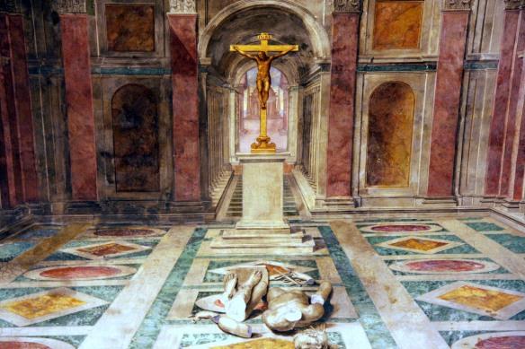 laureti-triumph-christianity-pagan-statue