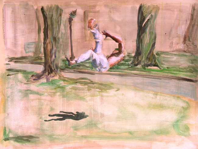 Melograna - falling
