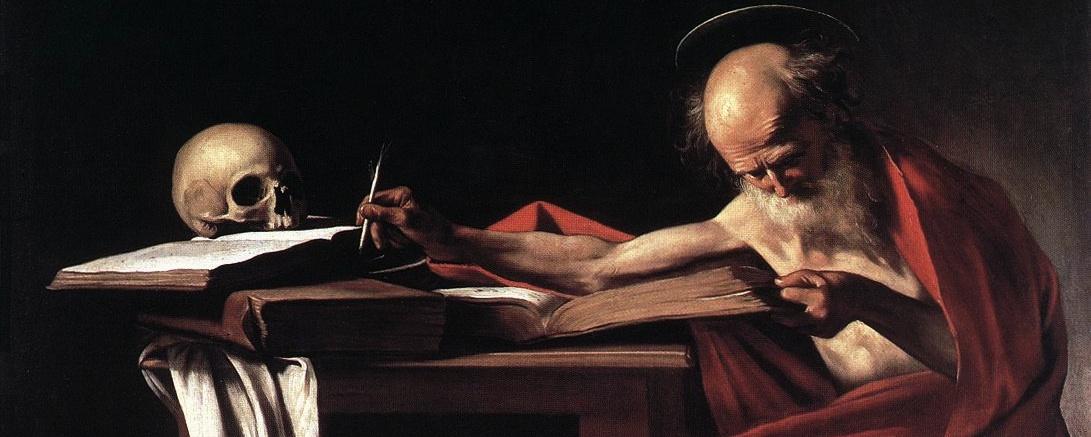 Caravaggio-Saint-Jerome-header