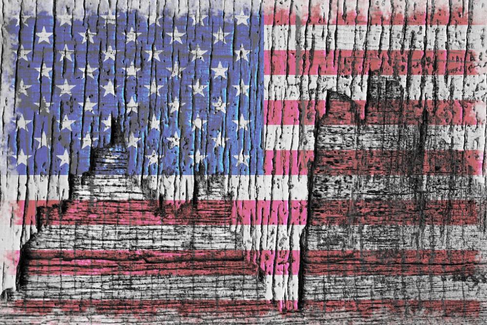 american-flag-wood