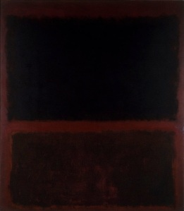 Rothko-Black-Red