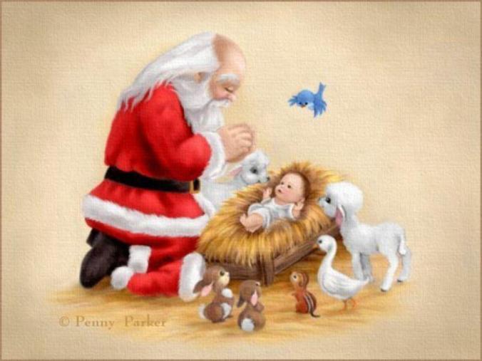 santa-baby-jesus
