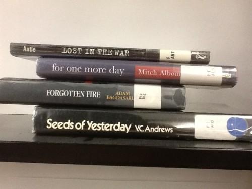 book-spine-poetry-war