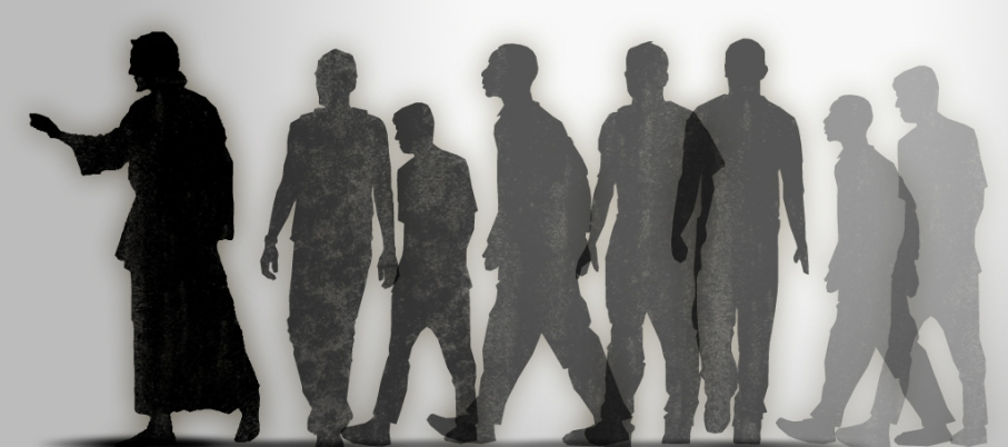 discipleship-silhouette