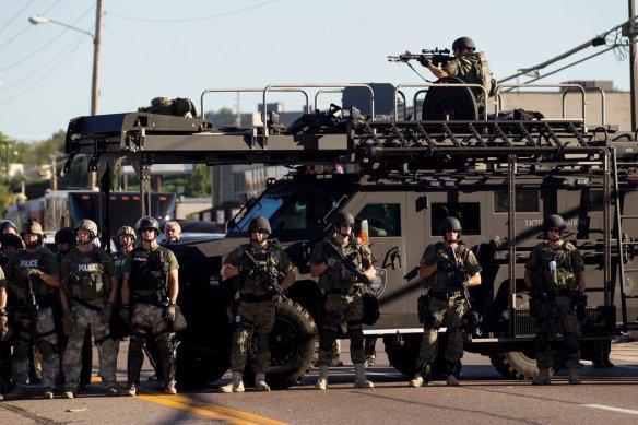 ferguson-military-police