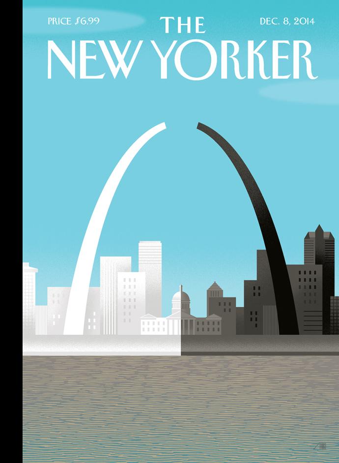 New-Yorker-Cover-Ferguson-Arch