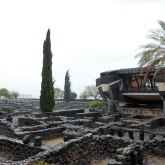 The Black Basalt Roads or Jesus' Adopted Hometown