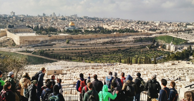 israel-temple-mount-mt-olives
